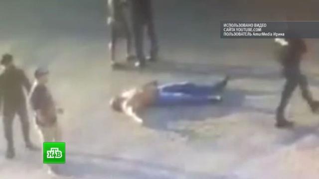 Чемпиона по пауэрлифтингу убили на глазах охранников