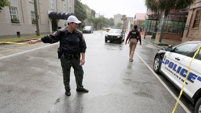 полиция нейтрализовала безумного дедушку взявшего заложников чарлстоне