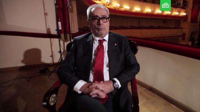 На НТВ — интервью с Валерием Фокиным