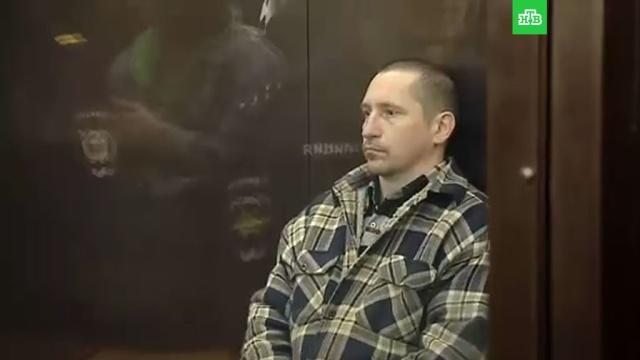 Тверской стрелок попросил суд о смертной казни