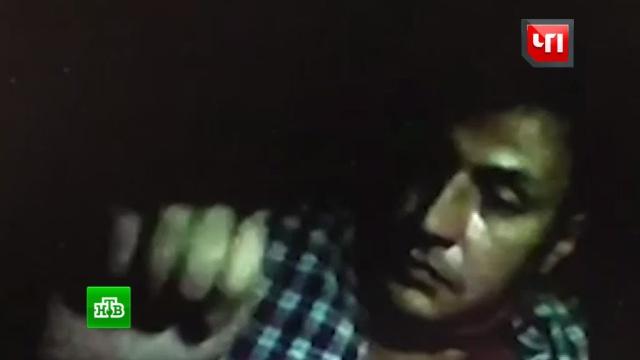 Задержанный нарушитель выстрелил в лицо сотруднику ДПС