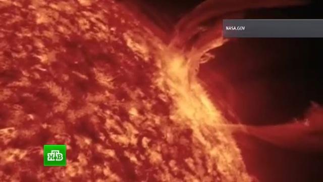 Ученые рассказали, как повлияет вспышка на Солнце на здоровье землян