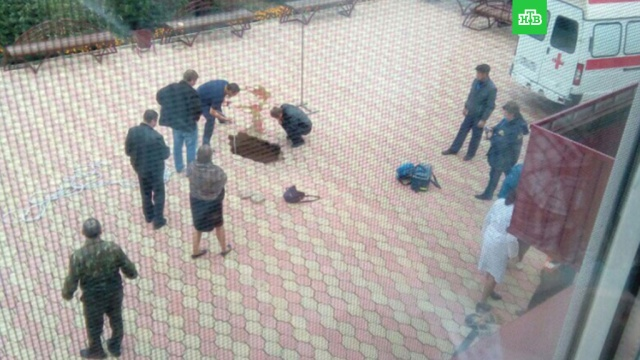 Под Тюменью ребенок погиб, провалившись под землю в школьном дворе