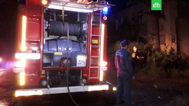 Пожар произошел в доме престарелых в Ивановской области, есть жертвы