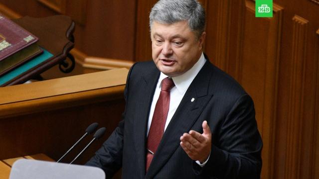 порошенко увеличил военные расходы миллиард долларов