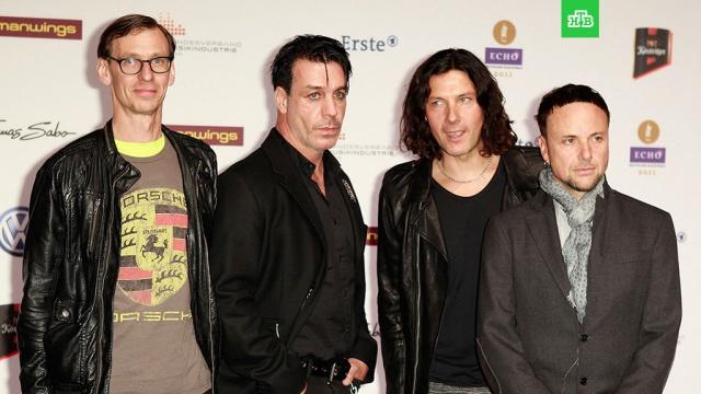 Группа Rammstein опровергла сообщения об уходе со сцены