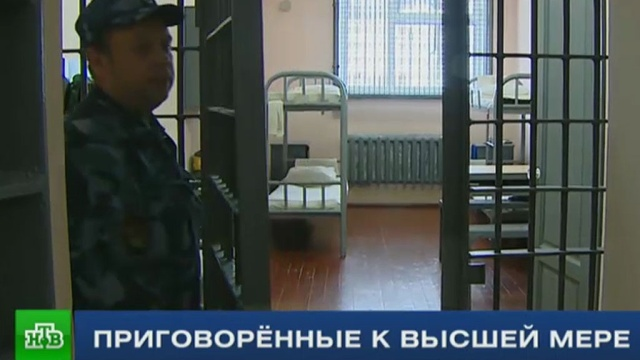 журналисты нтв побывали тюрьме приговоренных пожизненному заключению