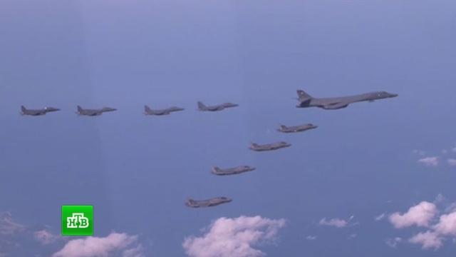 Сразу три крупнейшие военные державы мира начали маневры возле КНДР