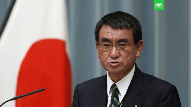 Лавров пригласил главу МИД Японии в Россию