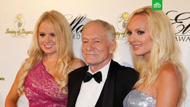 Основатель Playboy Хью Хефнер умер на 92-м году жизни