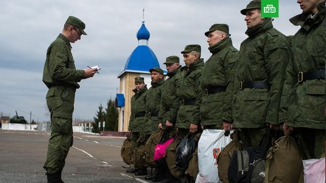 В Минобороны заявили о снижении числа уклонистов от армии