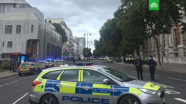 Сбивший пешеходов в Лондоне водитель отпущен из-под стражи