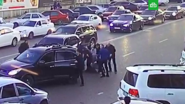 врио главы дагестана прокомментировал инцидент лихачом кортежем министра