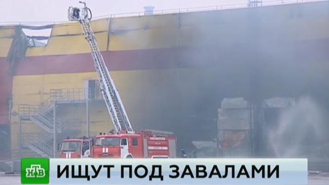 Сгоревший ТЦ Синдика был застрахован на 4,2 млрд рублей