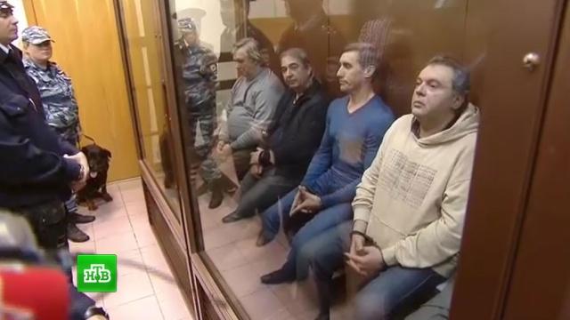 Дело реставраторов: Пирумова доставили в суд для оглашения приговора