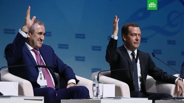 Медведев предложил Неверова на пост руководителя Единой России в ГД