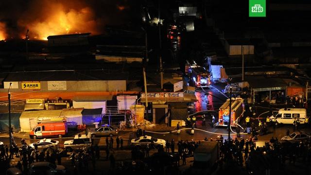 Сгоревшее на рынке в Ростове-на-Дону имущество не было застраховано