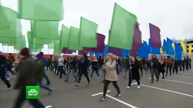 Москва готовится принять фестиваль молодежи и студентов