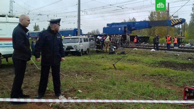 Задержан организатор перевозки мигрантов в разбившемся под Владимиром автобусе