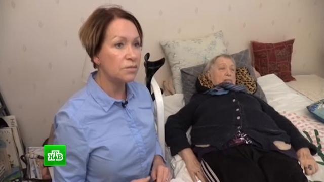 Тяжелобольную 87-летнюю россиянку выдворяют из Швеции