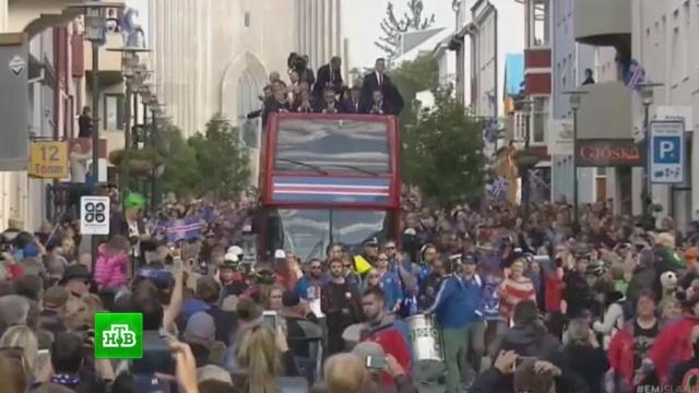 Футбольная сборная Исландии на время ЧМ-2018 поселится в Геленджике