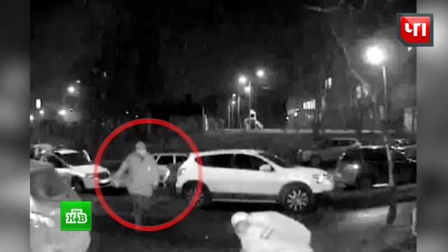 В Москве задержали полицейского, остановившего пьяного дебошира с ножом