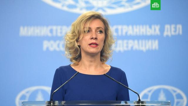 Захарова высмеяла теорию CNN о расовых проблемах в США из-за русских и покемонов