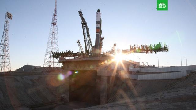 Союз-2.1а с грузовиком Прогресс готов к запуску