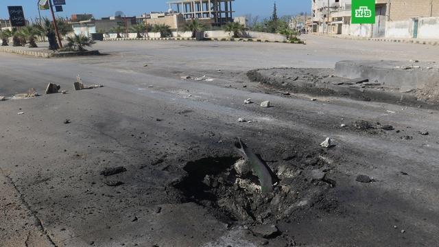 МИД: Россия полагает, что химатака в Сирии 4 апреля была постановкой