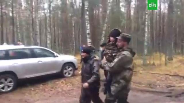 Потерявшийся в лесу под Нижним Новгородом мальчик найден живым: видео