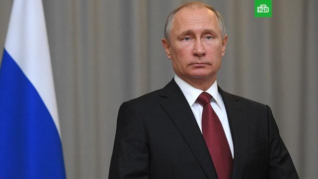 Путин подписал первый указ о вступлении в гражданство РФ после присяги