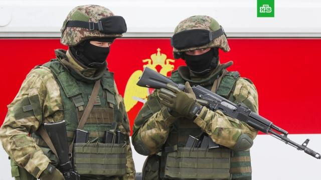 Лейтенант Росгвардии расстрелял четверых сослуживцев в Чечне