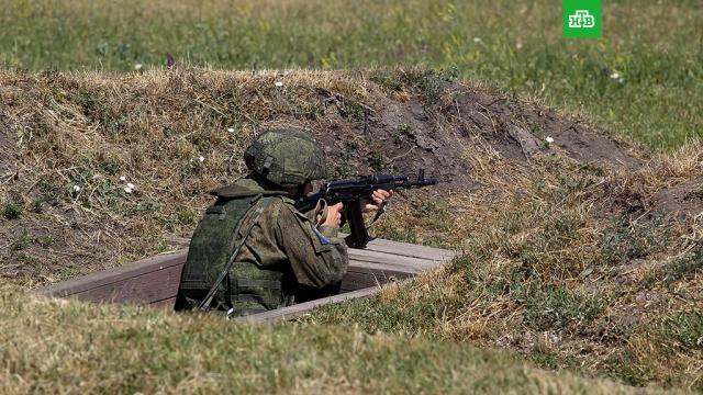 Российский военнослужащий случайно убил сослуживца и застрелился на полигоне в Армении