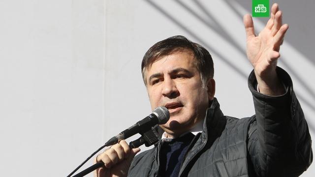Саакашвили попросил родных киевлян защитить его от экстрадиции