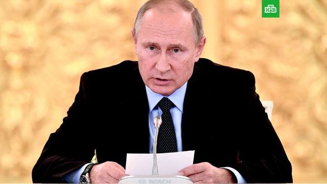 Путин считает возможным возрождение совета по помилованию