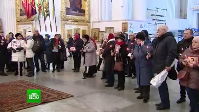 В Петербурге вспоминают жертв крушения А321 над Синаем