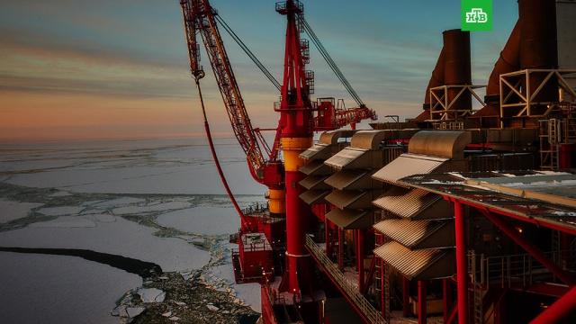 Минфин США запретил американцам участвовать в энергопроектах с Россией