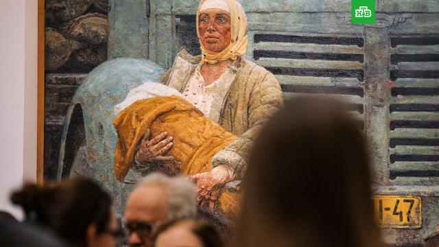Коллекционер Некрасов подарил Третьяковской галерее 35 работ Гелия Коржева
