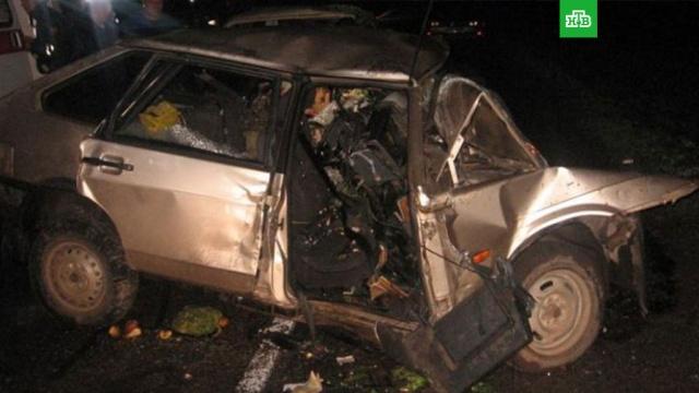 Жертвами ДТП с участием грузовика в Ульяновской области стали 3 человека