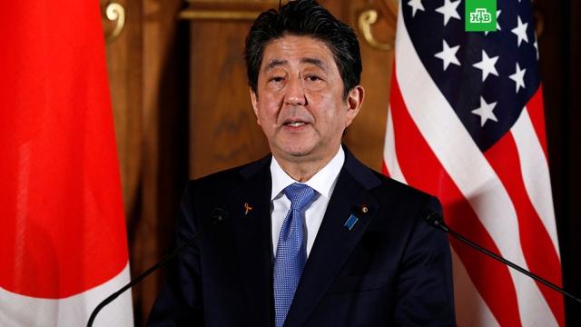 Японский премьер объявил о новых санкциях против КНДР