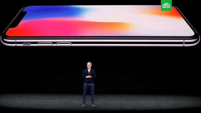 Apple предупредила о выгорании новых iPhone X
