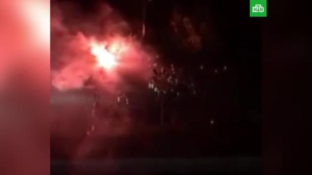 Футбольные фанаты в Киеве заранее договорились о драке