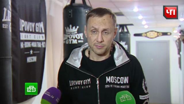Избитый кикбоксер Липовой рассказал о нападении неизвестных