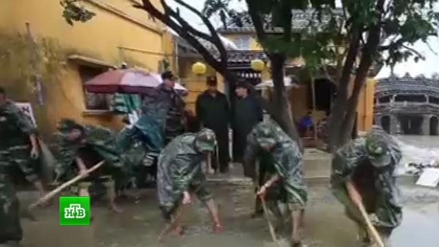 Погода во Вьетнаме может осложнить прибытие мировых лидеров на АТЭС