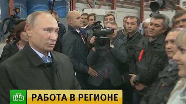 Путин уверен в дальнейшем снижении ставок по ипотеке