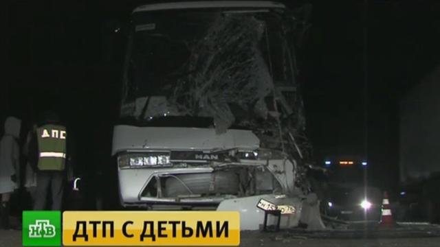 Умер водитель автобуса, попавшего в ДТП под Ярославлем