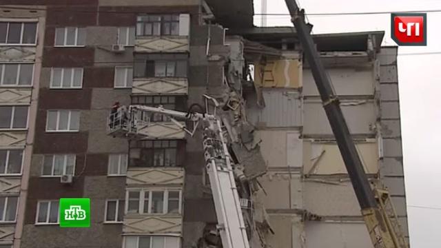 Пострадавшим при обрушении дома в Ижевске выплатят компенсации