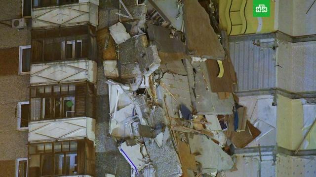 Скончалась пострадавшая при обрушении дома в Ижевске женщина