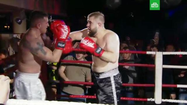 Журналист Четин проиграл боксерский поединок с дебоширом Орловым