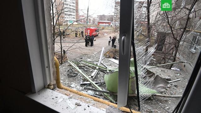 Очевидцев обрушения дома в Ижевске попросили прислать в СК фото и видео